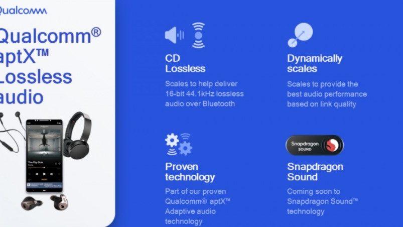 Qualcomm præsenterer aptX Lossless til Bluetooth-enheder