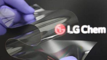LG kommer med ny foldbar skærm-teknologi, hård som glas og uden fold