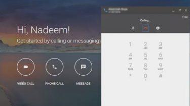 Stemme- og videoopkald kan nu startes direkte i Gmail