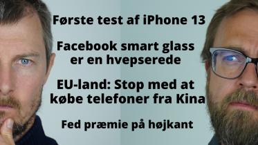 Er iPhone 13 værd at købe? Første test er klar