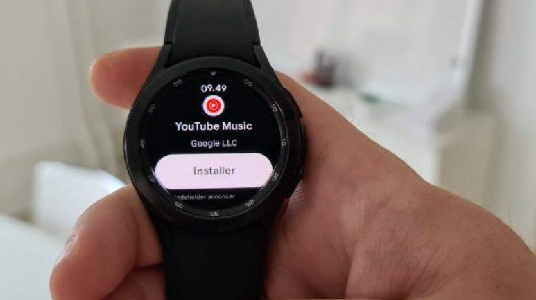 YouTube Music kommer til ældre Wear OS-ure denne uge
