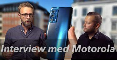 Motorola i studiet: Sådan skal vi vinde danskernes hjerte