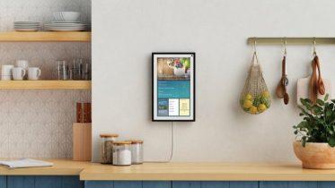 Amazon Echo Show 15 – et smart display til væggen