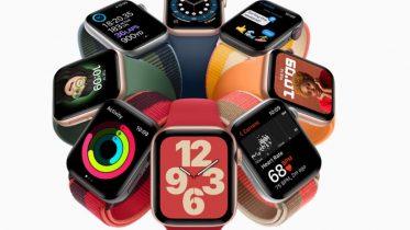 Apple Watch Series 7 på hylderne 15. oktober
