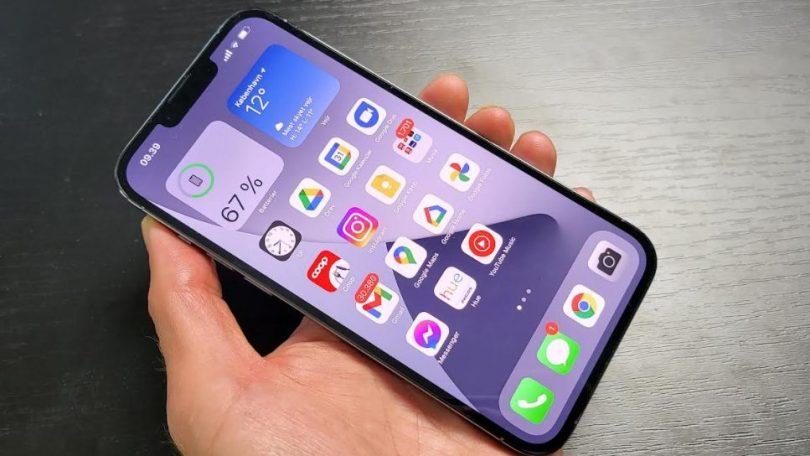 ProMotion forbedrer batteritiden i iPhone 13 Pro