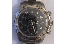 Orologio con cassa e cinturino in oro18 kt. marca Rolex, automatico, cronografo, ...