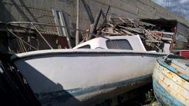 Barca in vetroresina - 4,5 metri