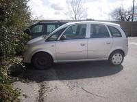 Autocarro Opel Meriva a Van