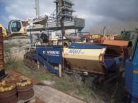 Vibrofinitrice Marini MF655 WD