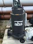 N.2 Elettropompe marca ABS tipo AFP 1077 ME 370/4.43-KW 37