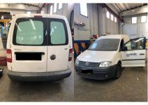 Furgoncino Volkswagen Caddy
