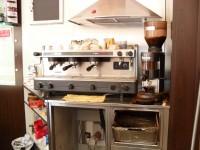 N.1 Macchina per caffè espresso marca ''La Cimbali''