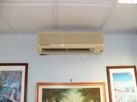 N.1 Pompa di calore Dual Split CIB Unigas