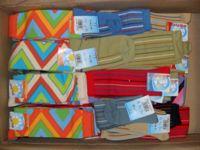 N.47 paia di calzini bimbo in caldo cotone colori e misure assortiti