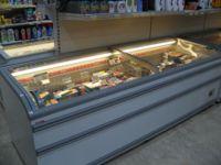 N. 3 Banchi frigo per surgelati marca AHT da 2,5m