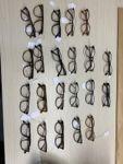 N. 22 paia di occhiali da vista varie marche e colori