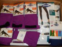 N.100 Legging's marca Pompea modello ''moda donna'' colori assortiti