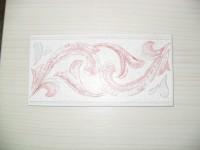 N. 200 pezzi di listelli decorativi in ceramica varie fantasie e colori