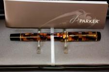 Stock di penne stilografiche Parker
