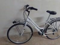 Bicicletta marca ''Faema' colore bianco