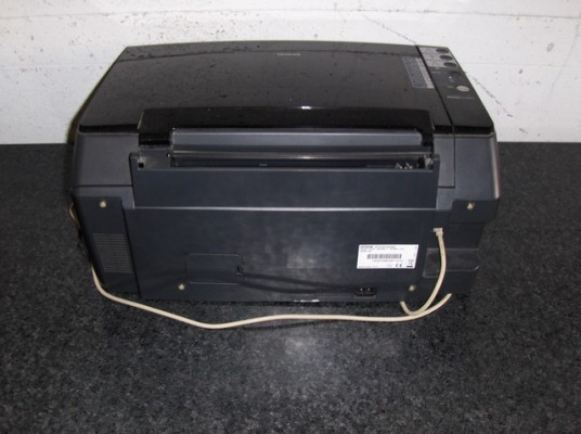 Telematics Auction Printer