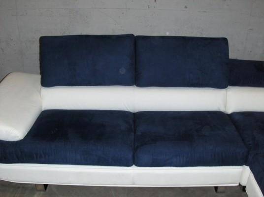 Corner Sofa With 5 Seats Brand Eraclesofa Da Vinci Model Garm