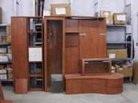 Stock di arredi e mobilia
