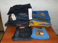 N° 25 paia di jeans e pantaloni