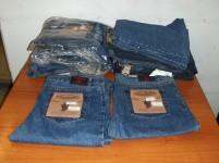 N° 18 paia di jeans