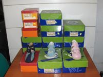 N° 15 paia di scarpe ortopediche marca