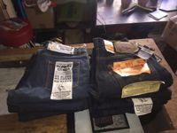 N °9 Jeans Uomo varie marche e modelli.
