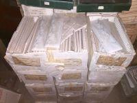 STOCK - N. 1800 listelli in ceramica
