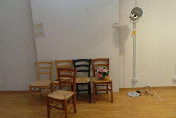 Telematics Auction Lampe-Stühle zu verkaufen | DoAuction