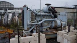Generatore di corrente con motore Fiat