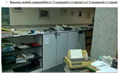Beni mobili uso ufficio e pc
