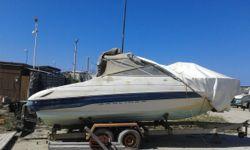Barca Eurofuoribordo Byliner MI6 con motore Mercruiser