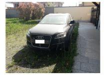 Autovettura Audi Q7 targata DW759KG
