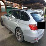 Autovettura BMW 320d SW