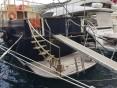 Motobarca Blue Ocean