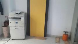 Stock attrezzature da ufficio