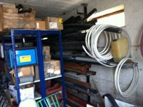 Stock materiale idraulico