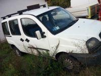 Autocarro furgone Fiat Doblo'