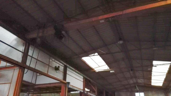 Single girder bridge cranes - Garm Doauction