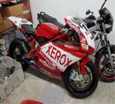 Motociclo Ducati Motor Holding spa H4 VAR.00 vers. AM