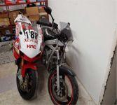 Motociclo Suzuki Motor Espana BK 1-1 (GS500)