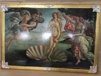 N.2 quadri raffiguranti immagini mitologiche e N.2 quadri raffiguranti immagini ...