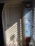Lotto 61 - Porta internain legno avorio con corcici pittoriche misura