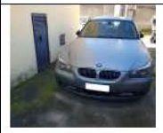 Autovettura BMW Serie 5