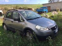 Autovettura Fiat Sedici