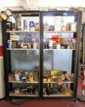 Stock di autoricambi (batterie, lubrificanti, filtri, pasticche freni, ecc..)